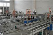 供應PVC--木塑型材生產線