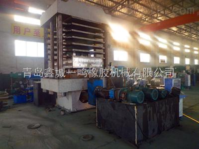 XLB-13.50MN1350T大型EVA橡塑发泡机