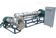 供应高产量低能耗双螺杆塑料颗粒机