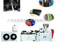 单壁波纹管生产线塑料波纹管设备