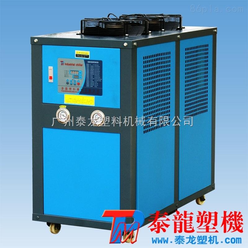 广东工业冷水机|厂家直销风冷式冷水机8匹