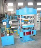 青岛鑫城一鸣100吨全自动柱式硫化机