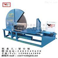 青岛硅胶卧式圆盘切胶机,找伟达机械有限公司