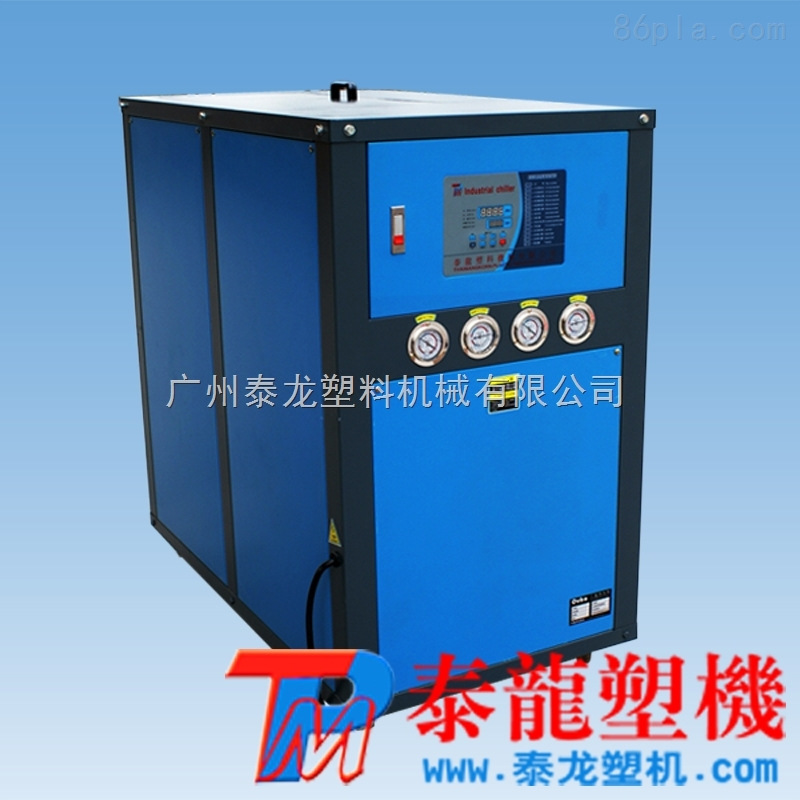 广东冷水机厂家,直销工业冷水机,12匹水冷式冷水机