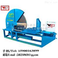 南京废旧轮胎卧式切胶机,伟达机械厂家直销