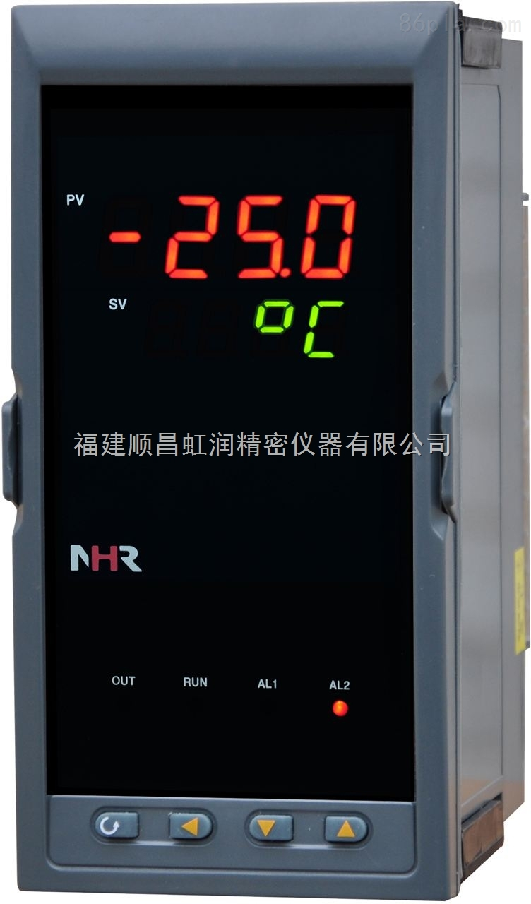 虹润简易型单回路数字显示控制仪