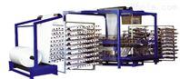 塑料编织袋生产线-新型六梭圆织机高速
