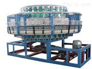 塑料编织袋成套生产设备-双用网眼袋圆织机