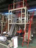 瑞安吹膜机厂家直销高低压吹膜机 pe 垃圾袋 背心袋吹膜机