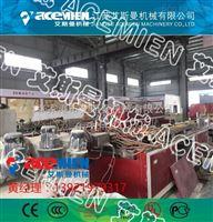 SJ65/132-300竹木纤维集成墙面设备 竹木纤维墙板设备