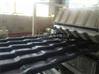 pvc树脂瓦设备 塑料琉璃瓦生产线